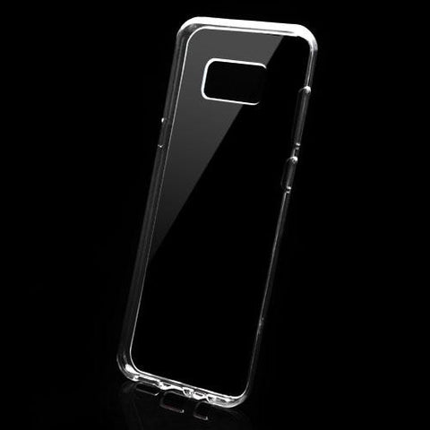 Cases, Covers, Skins - RKSYNC Samsung Galaxy S8 Case Crystal Clear Soft Transparent TPU Cover