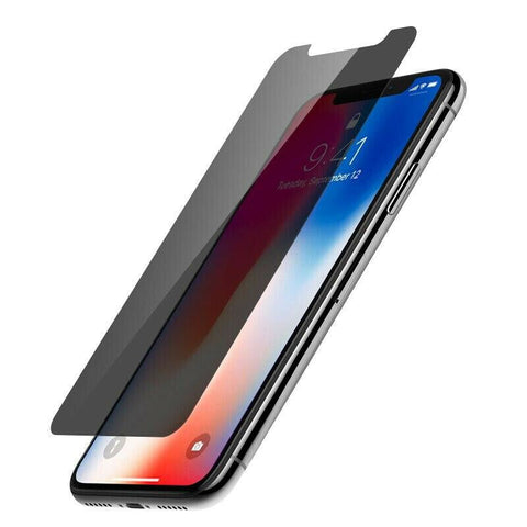 9H Anti-spy Privacy Tempered Glass Screen Protector iPhone 11 Pro 7+ 8 XS Max XR