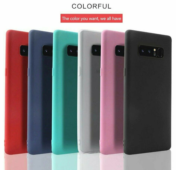 Ultra Thin Skin Slim Matte Case Cover For Samsung Galaxy S10 S10+ 5G S10e Note 9