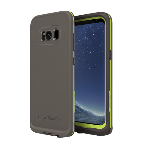 Cases, Covers, Skins - LifeProof Fre Case Waterproof Cover For Samsung Galaxy S8+ - Slate Grey