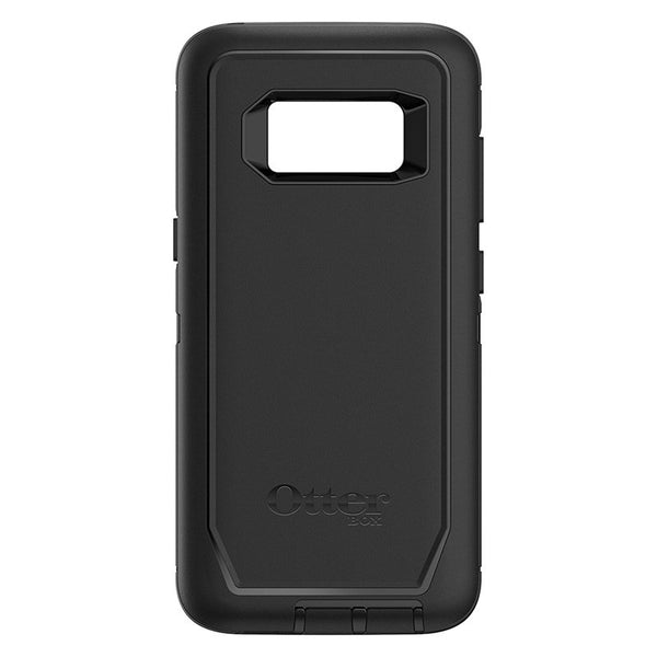 Cases, Covers, Skins - OtterBox Defender Case Tough Cover For Samsung Galaxy S8 - Black