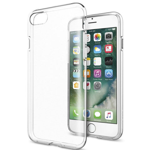 Cases, Covers, Skins - RKSYNC iPhone 6S/6 Case Crystal Clear Soft Transparent TPU Gel Cover
