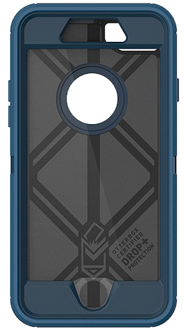 Cases, Covers, Skins - OtterBox Defender Case Cover For IPhone 7 Plus - Blazer Blue/Sea Blue
