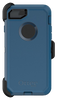 Cases, Covers, Skins - OtterBox Defender Case Cover For IPhone 7 - Blazer Blue/Sea Blue