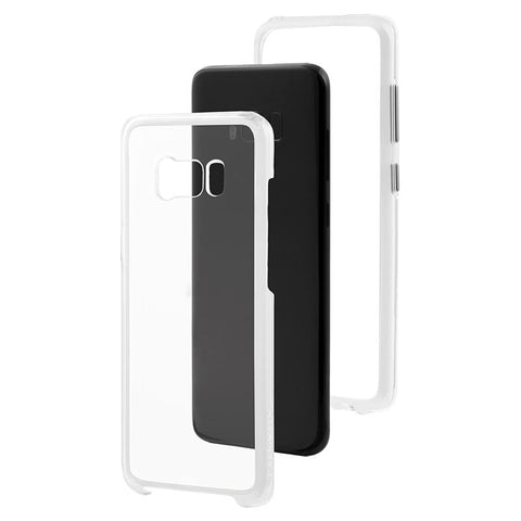 Cases, Covers, Skins - Case-Mate Naked Tough Case Cover For Samsung Galaxy S8 Plus - Clear/Clear
