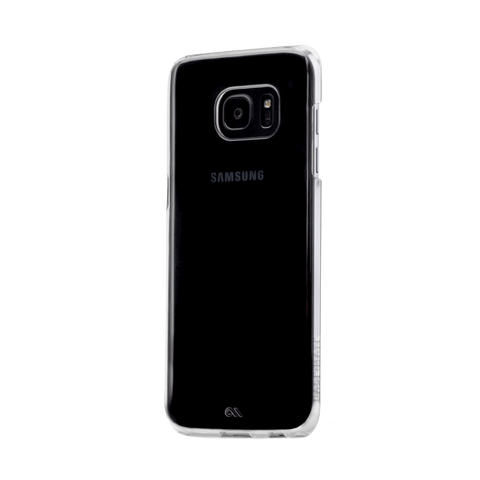 Cases, Covers, Skins - Case-Mate Barely There Case Cover For Samsung Galaxy S7 Edge - Clear