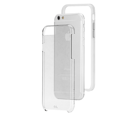 Cases, Covers, Skins - Case-Mate Naked Tough Case Cover For IPhone 6/6S - Clear/Clear