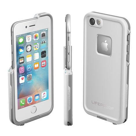 Cases, Covers, Skins - LifeProof Fre Case Cover For IPhone 6/6S - Avalanche White