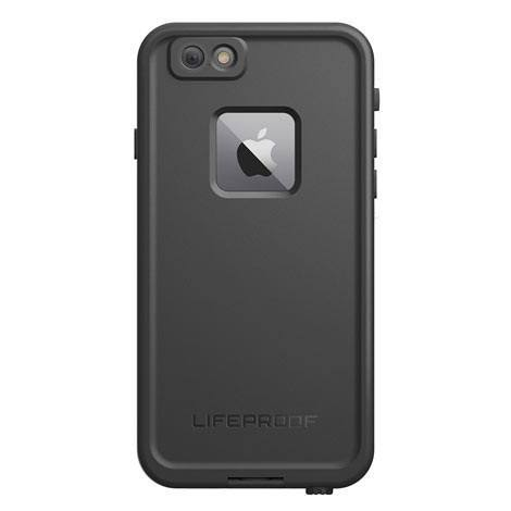 Cases, Covers, Skins - LifeProof Fre Case Cover For IPhone 6/6S - Black