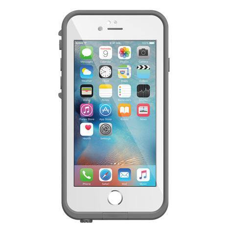 Cases, Covers, Skins - LifeProof Fre Case Cover For IPhone 6 Plus/6S Plus - Avalanche White