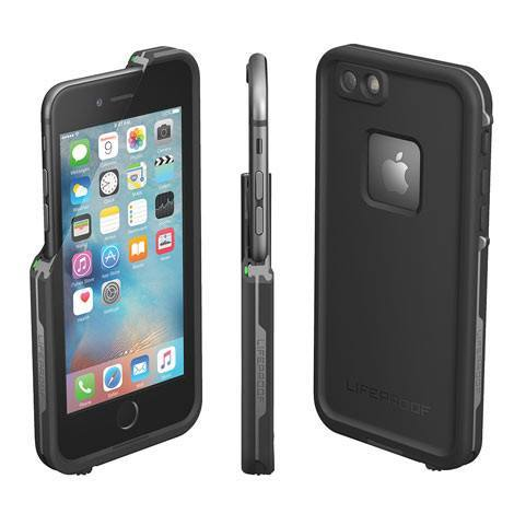 Cases, Covers, Skins - LifeProof Fre Case Cover For IPhone 6 Plus/6S Plus - Black