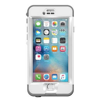 Cases, Covers, Skins - LifeProof Nuud Case Cover For IPhone 6S - AVALANCHE WHITE