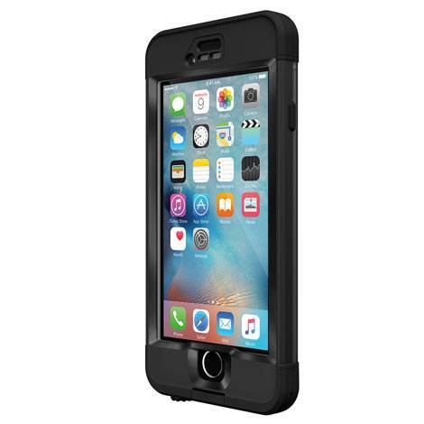 Cases, Covers, Skins - LifeProof Nuud Case Cover For IPhone 6S - Black