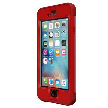 Cases, Covers, Skins - LifeProof Nuud Case Cover For IPhone 6S - CAMPFIRE RED