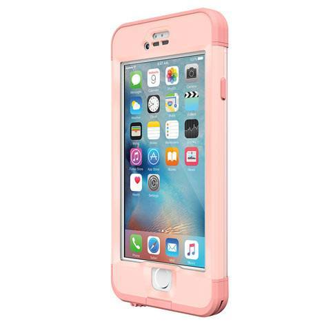 Cases, Covers, Skins - LifeProof Nuud Case Cover For IPhone 6S - FIRST LIGHT PINK