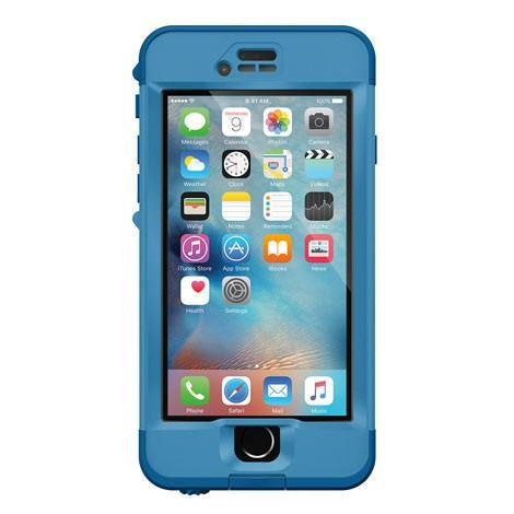 Cases, Covers, Skins - LifeProof Nuud Case Cover For IPhone 6S Plus -  CLIFF DIVE BLUE
