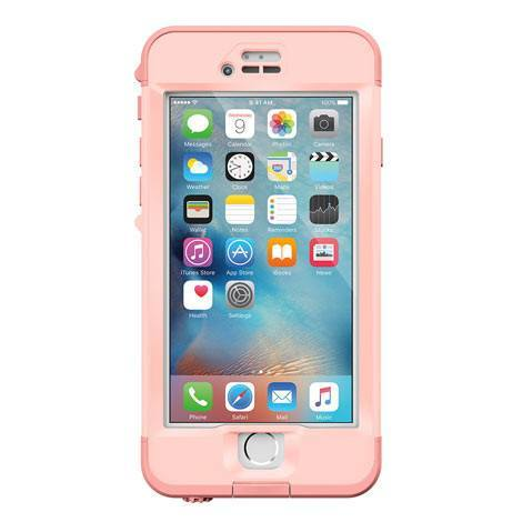 Cases, Covers, Skins - LifeProof Nuud Case Cover For IPhone 6S Plus -  FIRST LIGHT PINK