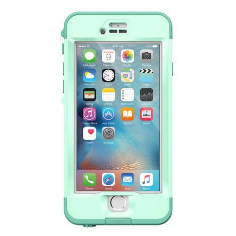 Cases, Covers, Skins - LifeProof Nuud Case Cover For IPhone 6S Plus - UNDERTOW AQUA