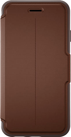 Cases, Covers, Skins - OtterBox Strada Case Cover For IPhone 6/6S - Dark Brown/Brown
