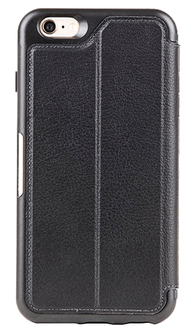 Cases, Covers, Skins - OtterBox Strada Case Cover For IPhone 6 Plus/6S Plus - Black/Dark Grey