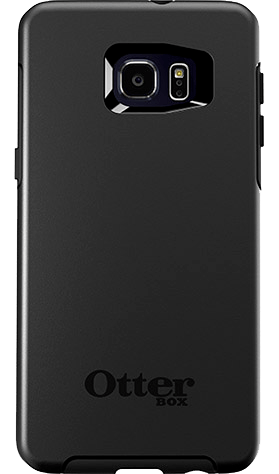 Cases, Covers, Skins - OtterBox Symmetry Case Cover For Samsung Galaxy S6 Edge Plus - Black