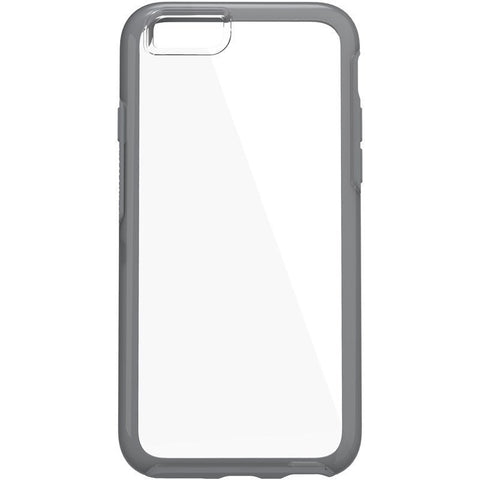 Cases, Covers, Skins - OtterBox Symmetry Clear Case Cover For IPhone 6 Plus/6S Plus - Clear/Grey