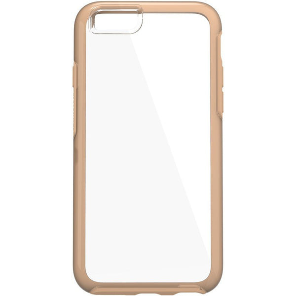 Cases, Covers, Skins - OtterBox Symmetry Clear Case Cover For IPhone 6 Plus/6S Plus - Clear/Roasted Tan