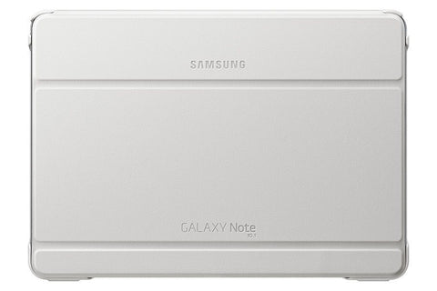 Cases, Covers, Skins - Samsung Book Cover Case For Galaxy Note 10.1 2014 Edition - White