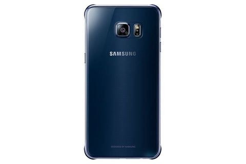 Cases, Covers, Skins - Samsung Clear Back Cover Case For Samsung Galaxy Note 5 - Blue/Black