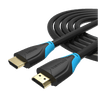 HDMI Cables - Vention 1m HDMI Cable Plug To Plug High Speed 3D 4K New Design
