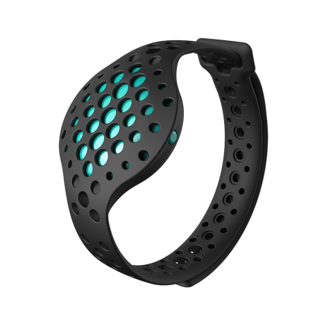 Moov Now™ Personal Fitness Coach - Aqua Blue