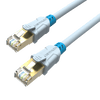 Network Cables - Vention 2.0m White Cat6 Shielded Patch Lead/Cable With Premium Quality Designer Head