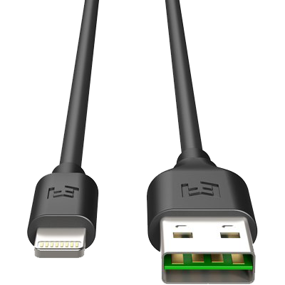 EFM MFi Lightning to USB Cable (2m) all the latest Apple devices