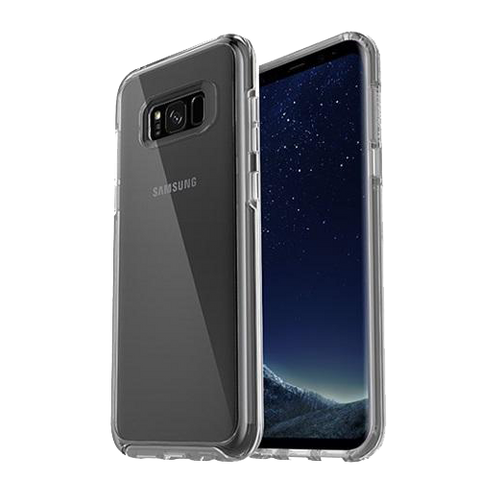 Cases, Covers, Skins - OtterBox Symmetry Clear Case Tough Cover For Samsung Galaxy S8 Plus - Clear