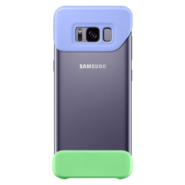Cases, Covers, Skins - Samsung 2 Piece Case Unique Cover For Samsung Galaxy S8 - Violet
