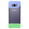 Cases, Covers, Skins - Samsung 2 Piece Case Unique Cover For Samsung Galaxy S8 - Blue