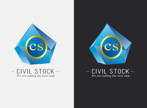 Civilstock Logo - Shipping and Delivery Options Customized by the Civilstock Office Staff.