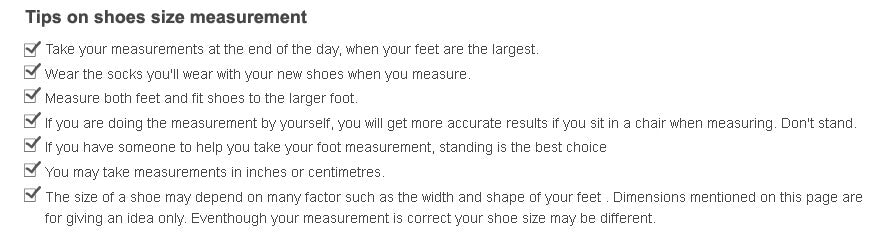 PaulParkman_SHOE-size-tips on shoe size measurement_TEXT