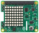 Raspberry Pi® - Sense HAT for, Robotic & Indust. Sensors + LED Matrix - TOP VIEW