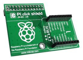 Pi click™ Shield Add-On Board for Raspberry Pi®