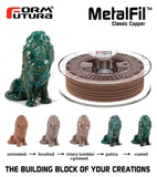 Formfutura Advanced - MetalFil™ - Classic Copper Flyer