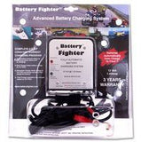 Master Series® Battery Fighter® - 12V 1.25A 4-stage Lead Acid Battery Charger