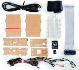 BUDGET PACK, RASPBERRY PI, MCU/MPU/DSC/DSP/FPGA Dev Kit Accessories, ADAFRUIT INDUSTRIES, CIVILSTOCK