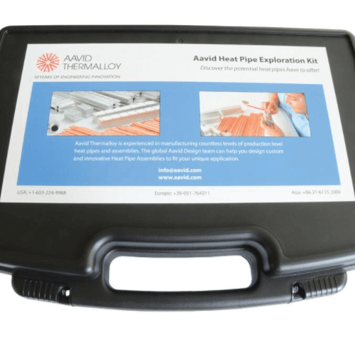 AAVID THERMALLOY® - Heat Pipe Discovery Kit