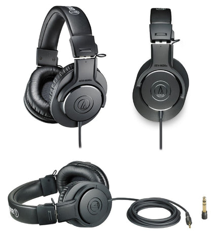 Audio Technica® - ATH-M20x Professional Monitor Headphones