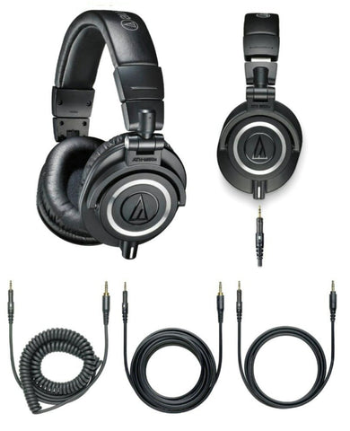 Audio Technica® - ATH-M50x Professional Studio Headphones