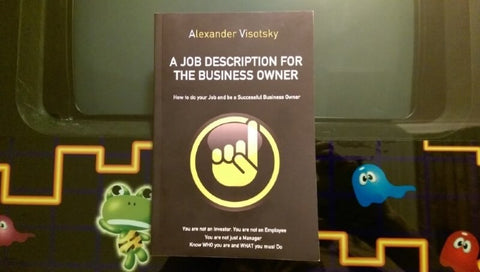 Book: A Job Description for the Business Owner