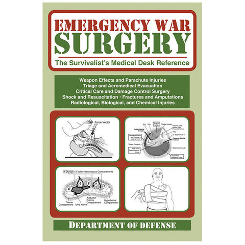 Book-Emergency War Surgery