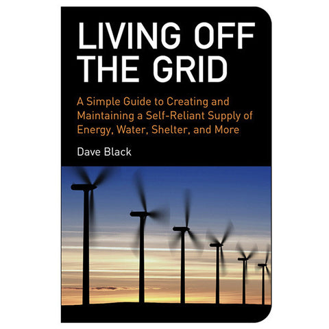 Book-Living Off the Grid
