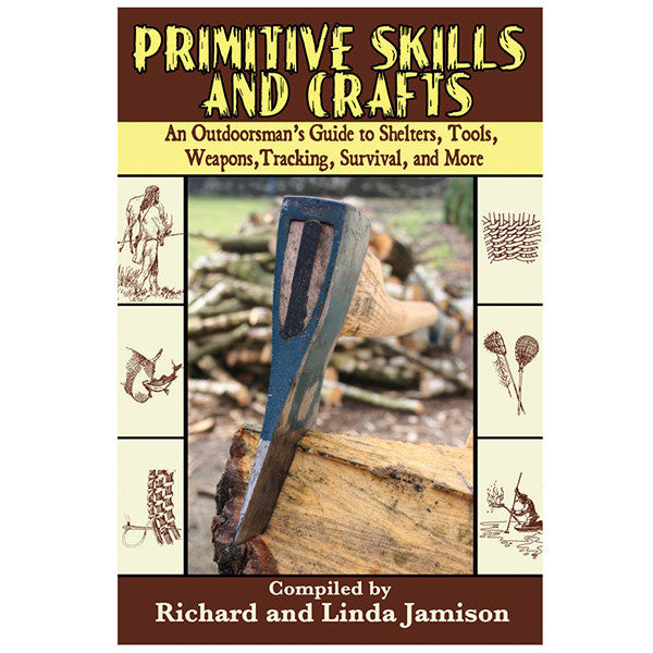 Book-Primitive Skills And Crafts